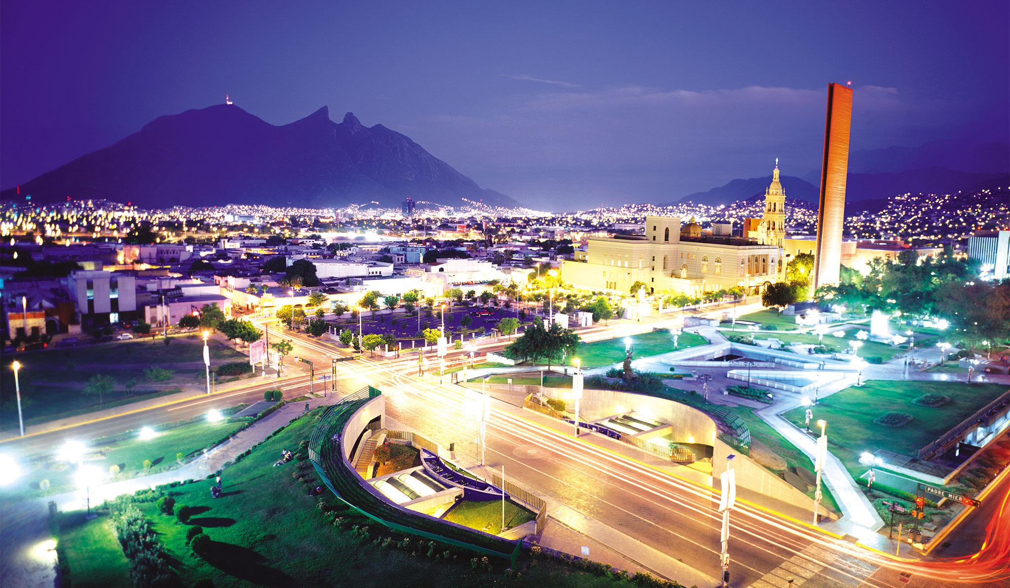 Monterrey de Noche