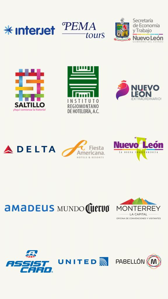 Patrocinadores Afeet Monterrey